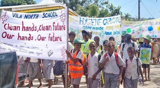 Vanuatu Hygiene Carnival