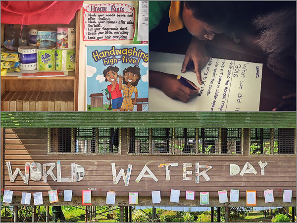 World Water Day Advocacy in PNG